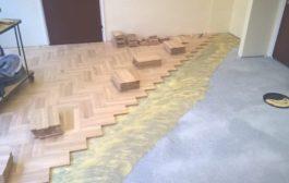 A padlószőnyeg lerakása mostantól gyerekjáték!