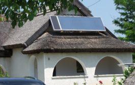 Modernizálja otthonát napkollektorokkal!