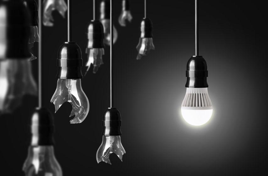 Miért válasszunk LED-et?