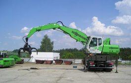 Profi segítség a földmunkában és a rakodásban