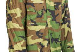 Minden, ami katonai ruházat!