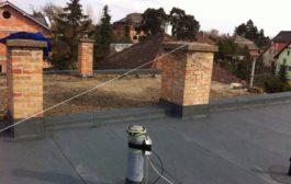 Profi szigetelés a biztonságos tetőért