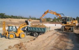 Az építőipari munkák elsődleges lépése