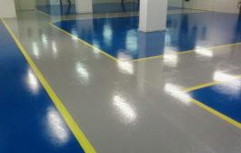 Hova javasoljuk a műgyanta padlókat?