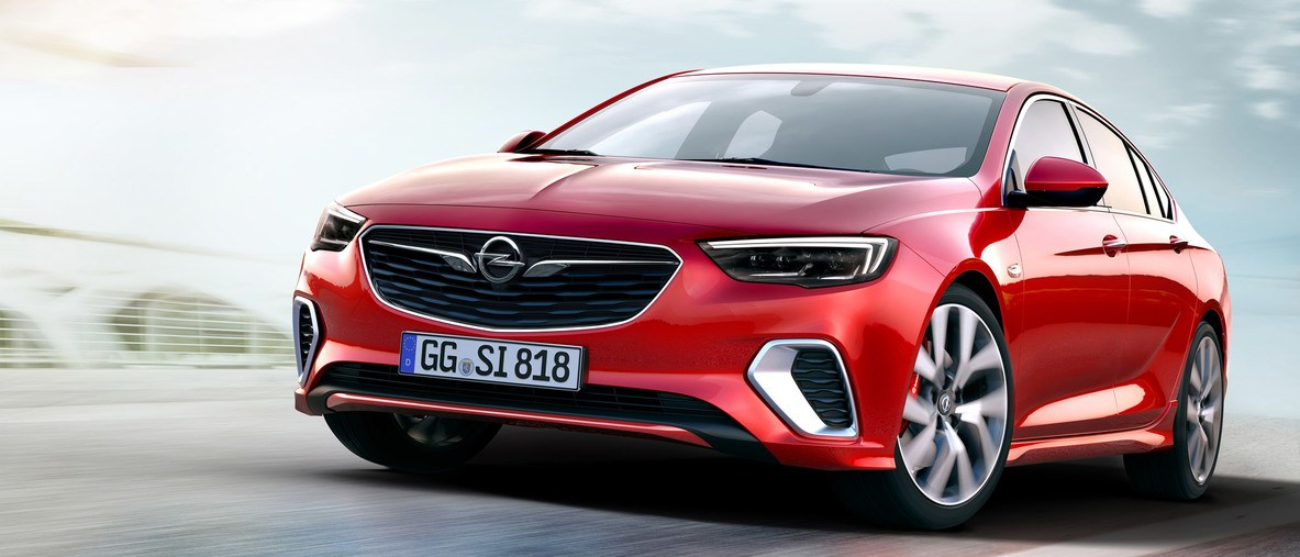 Prémium, német vezetési élmény az Opel Insignia-val