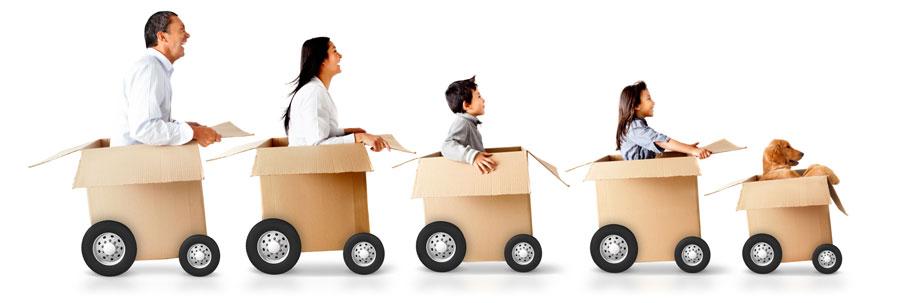 Segítünk a költözés minden alfeladatában!