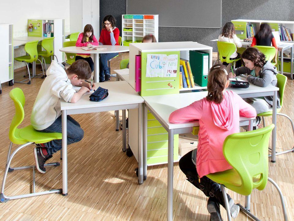 Cserélje le iskolabútorait tökéletes konstrukciójú termékekre!
