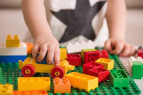 LEGO – kicsiknek és nagyoknak!