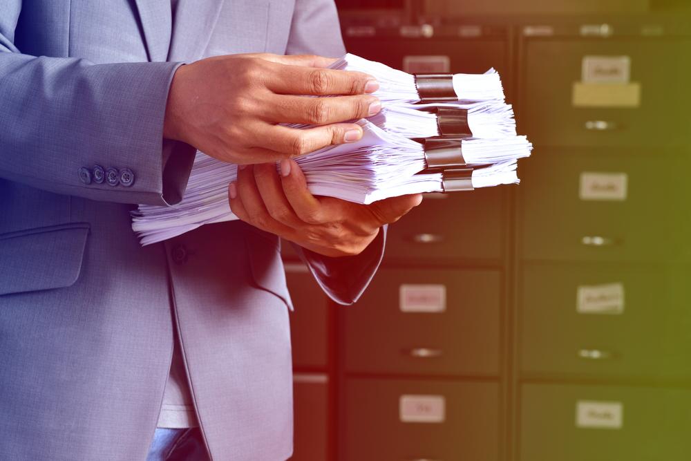 Mit tehetünk cégünk felhalmozódott irataival?