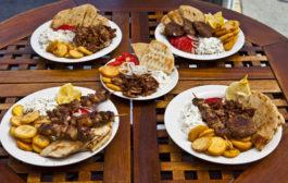 Tradicionális görög ételek Budapesten