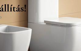 Stílusos, egyedi szaniterrel dobhatja fel fürdőszobája hangulatát