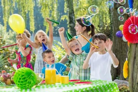 Emlékezetes szülinapi gyerekzsúrt szerveztethet gyermekének!