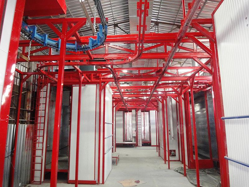 Ipari berendezésgyártás Budapesten