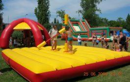 Különleges kültéri játékok zsúrokra és rendezvényekre
