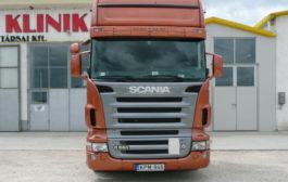 Márkafüggetlen kamionjavítás szakszerűen!
