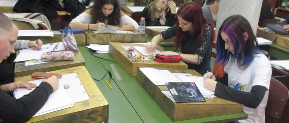 Inspiráló tanfolyamok egy elismert animációs iskolától