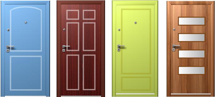 Tartós, megbízható kültéri bejárati ajtó