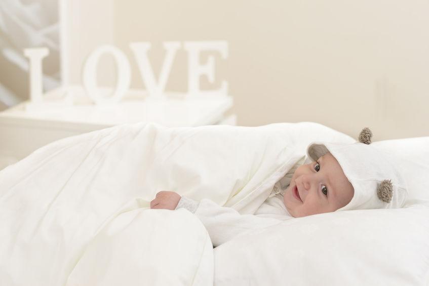 Bőrbarát alvás gyermekének