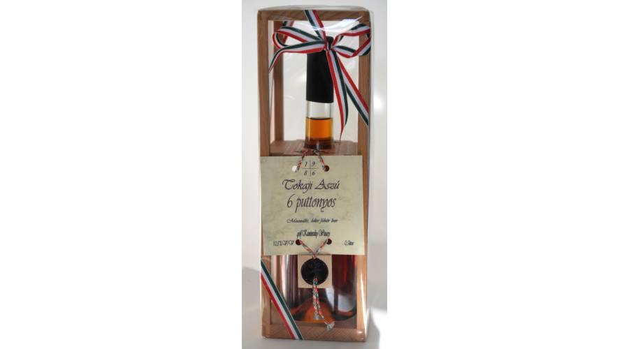Lehengerlő minőségű tokaji bor