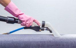 Egészséges, tiszta otthon makulátlan kárpitokkal
