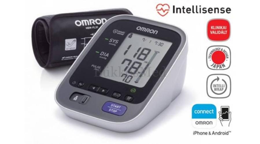 Vérnyomásmérő vérnyomása hatékony ellenőrzésére