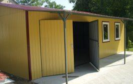 Miért érdemes garázst építtetnünk?