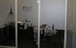 Stílusos üvegfalak üzletébe vagy irodájába!
