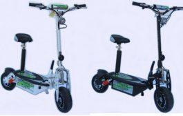 Modern közlekedés elektromos rollerrel!