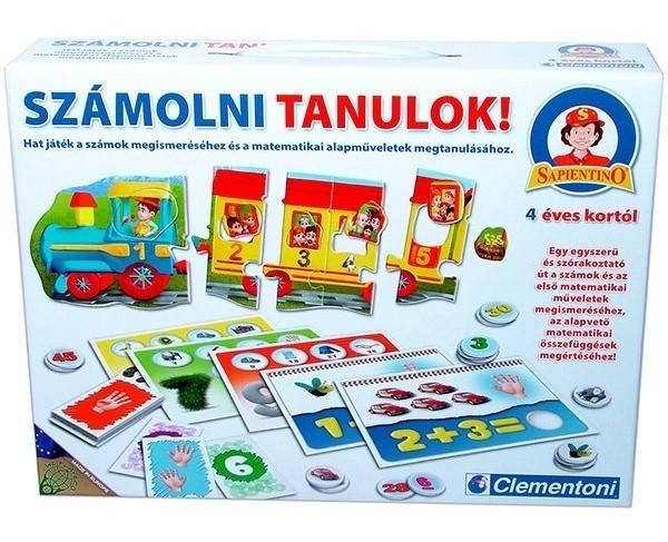 Képességfejlesztő játékok a legkisebbeknek