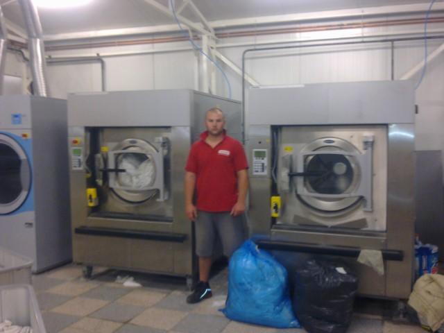 Hol használunk ipari mosógépet?