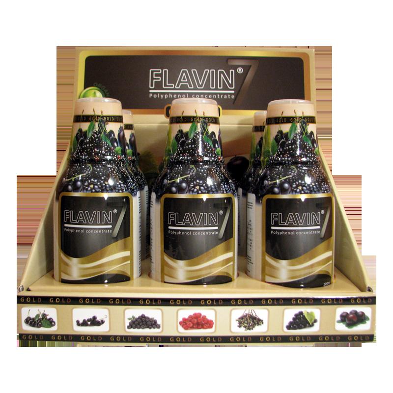 Flavin7 Gold akciós áron!