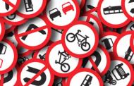 A közlekedés táblái