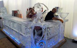 Díszítse rendezvényét jégszoborral!