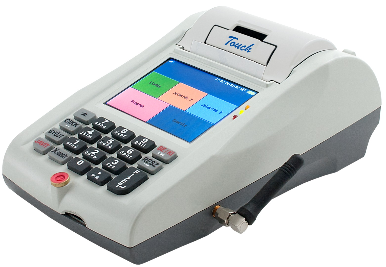 Elérhető áron vásárolna új pénztárgépet?