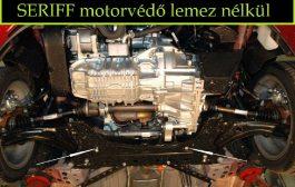 Mire alkalmas a Seriff motorvédő lemez?