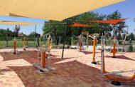 Szabadtéri edzés fitneszparkban!