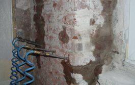 Nedves falak szigetelése akár utólag is egyszerűen