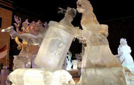 Egyedi igényeknek is megfelelő jégszobor készítés