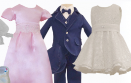 Alkalmi ruhák a legkisebbeknek szuper áron!