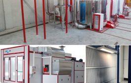 Ipari festőberendezések a gyártótól!