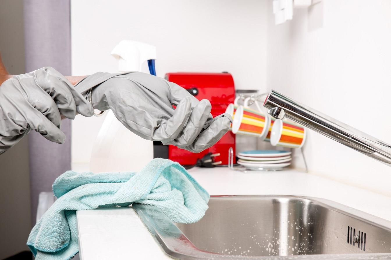 Clean center tisztítószerekkel garantált az alapos takarítás!