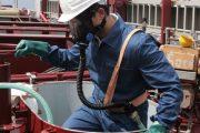 A légzésvédő kiválasztása zárt térben beszállással végzett munkákhoz